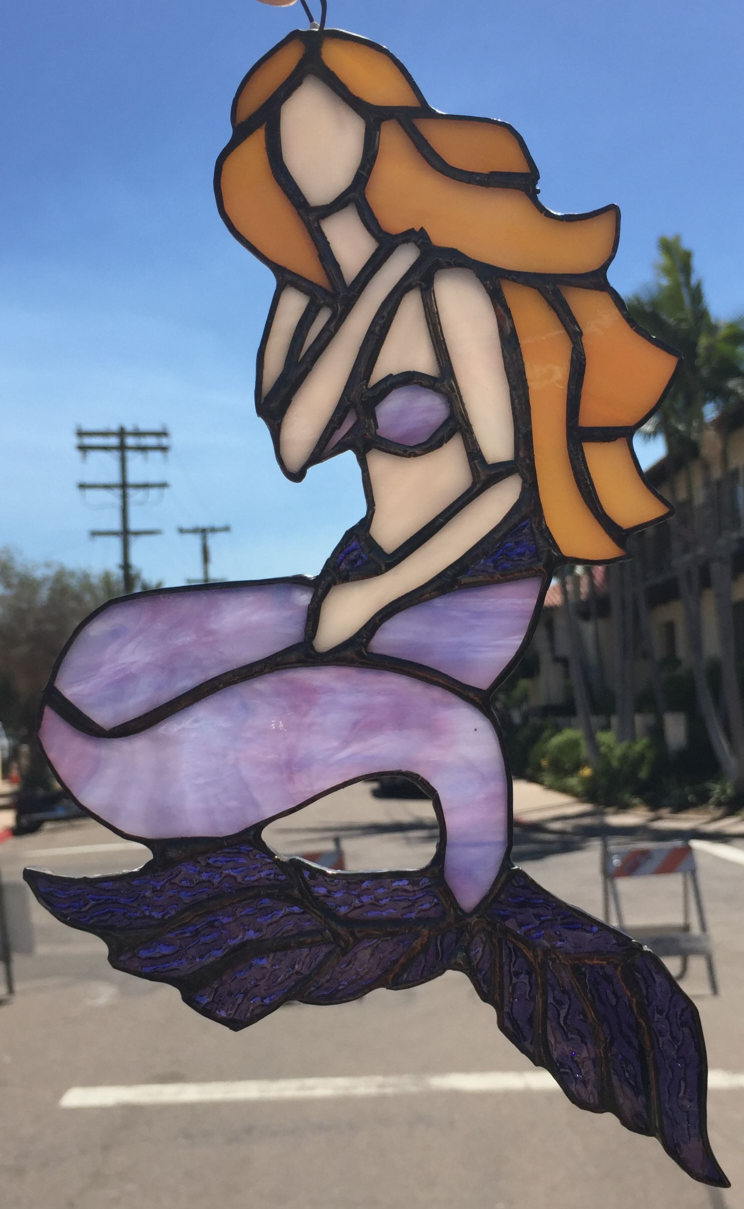 Purple Mermaid